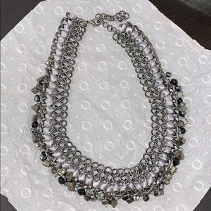 A beautiful necklace